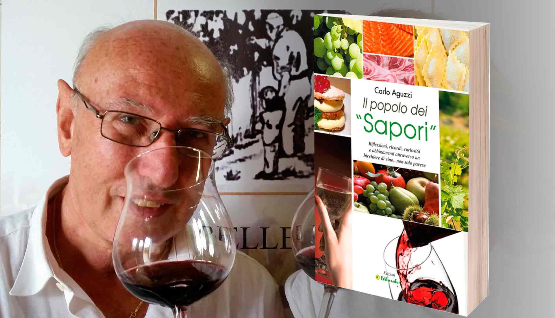 D'arte in vino - Il Popolo dei Sapori - Carlo Aguzzi