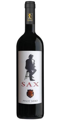 SAX Pinot Nero vinificato in rosso
