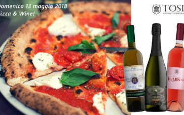 Pizza & Wine (13/05/2018)