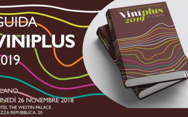 Presentazione Viniplus 2019 a Milano (26/11/2018)