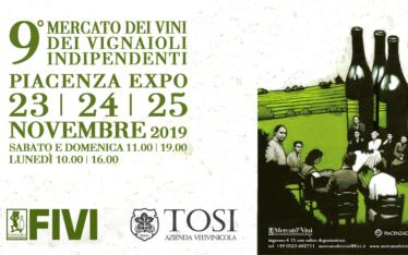 FIVI 2019 (Piacenza, 23-25 novembre 2019)